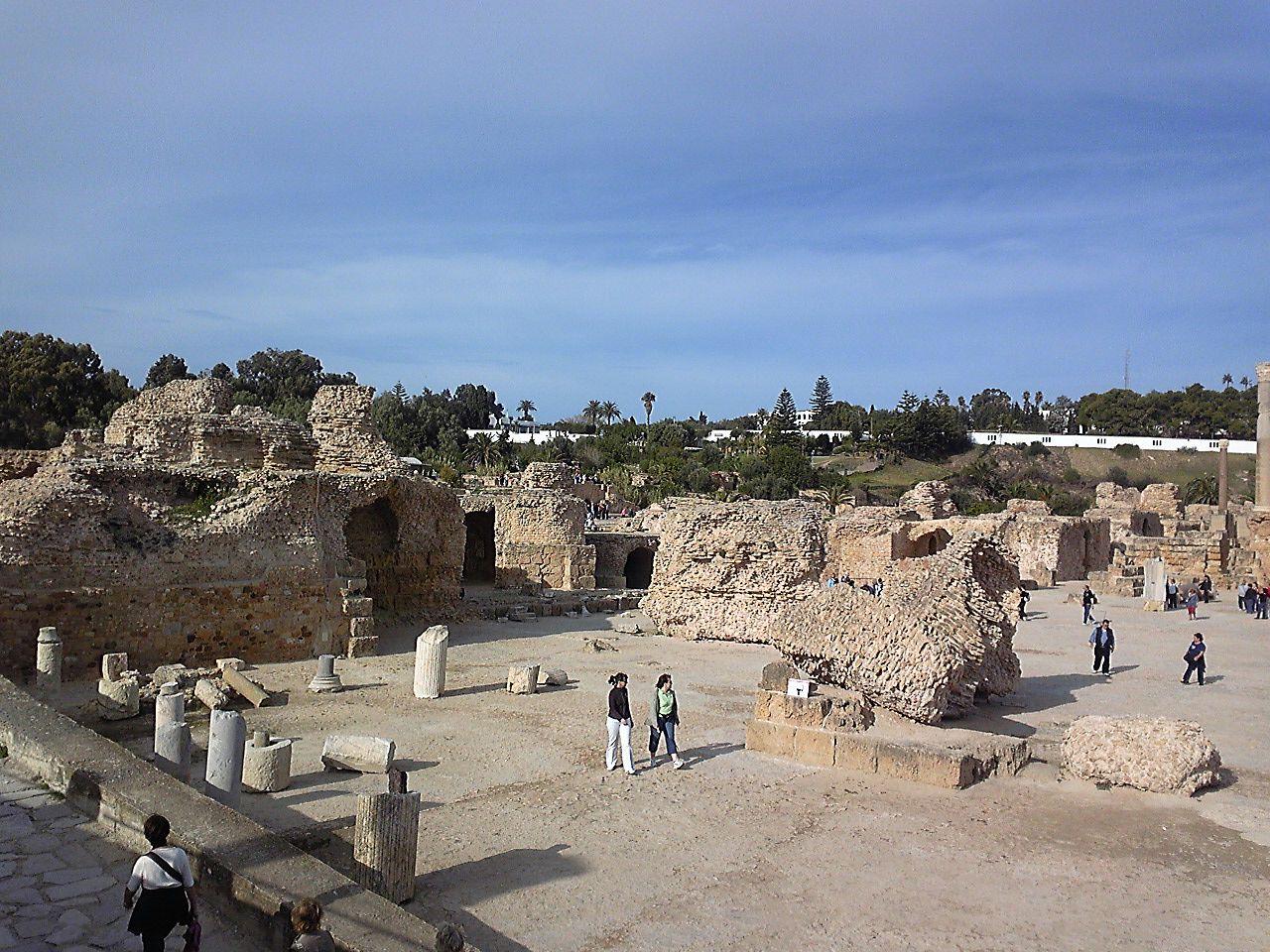 チュニジア世界会議①